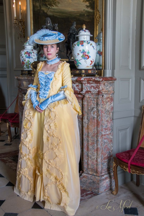 2016 juillet 10 Revivre l'Histoire II - une journ_e avec Mme de Pompadour-233