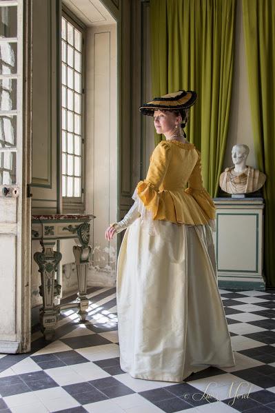 2016 juillet 10 Revivre l'Histoire II - une journ_e avec Mme de Pompadour-89