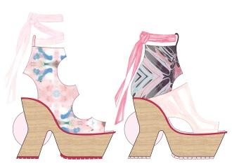 15 chaussure angle