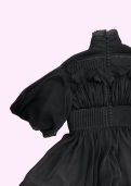 10 look 1 robe noire